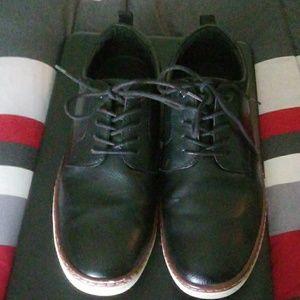 Alfani Billy mens 9.5 black walking 🚶 shoe